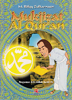 toko buku rahma: buku MUKJIZAT AL QUR'AN, pengarang rifqy zulkarnaen, penerbit rosda