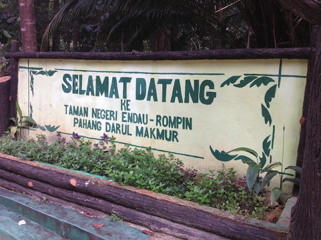 Taman Negeri Endau Rompin