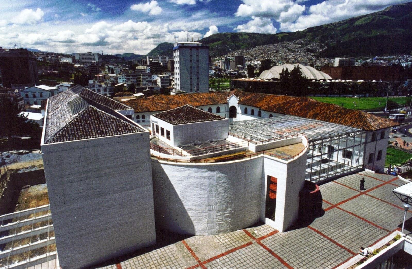 Mario v sconez ecuador 65 el taller de dise o for Decano dela facultad de arquitectura