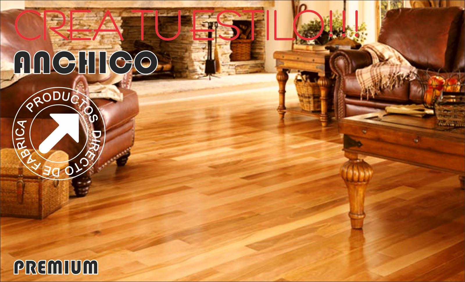Producto y precios directo de fabrica pisos anchico premium for Wood floor installation near me
