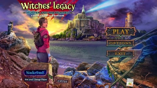 Witches Legacy 3 : Hunter and the Hunted, Collectors Edition
