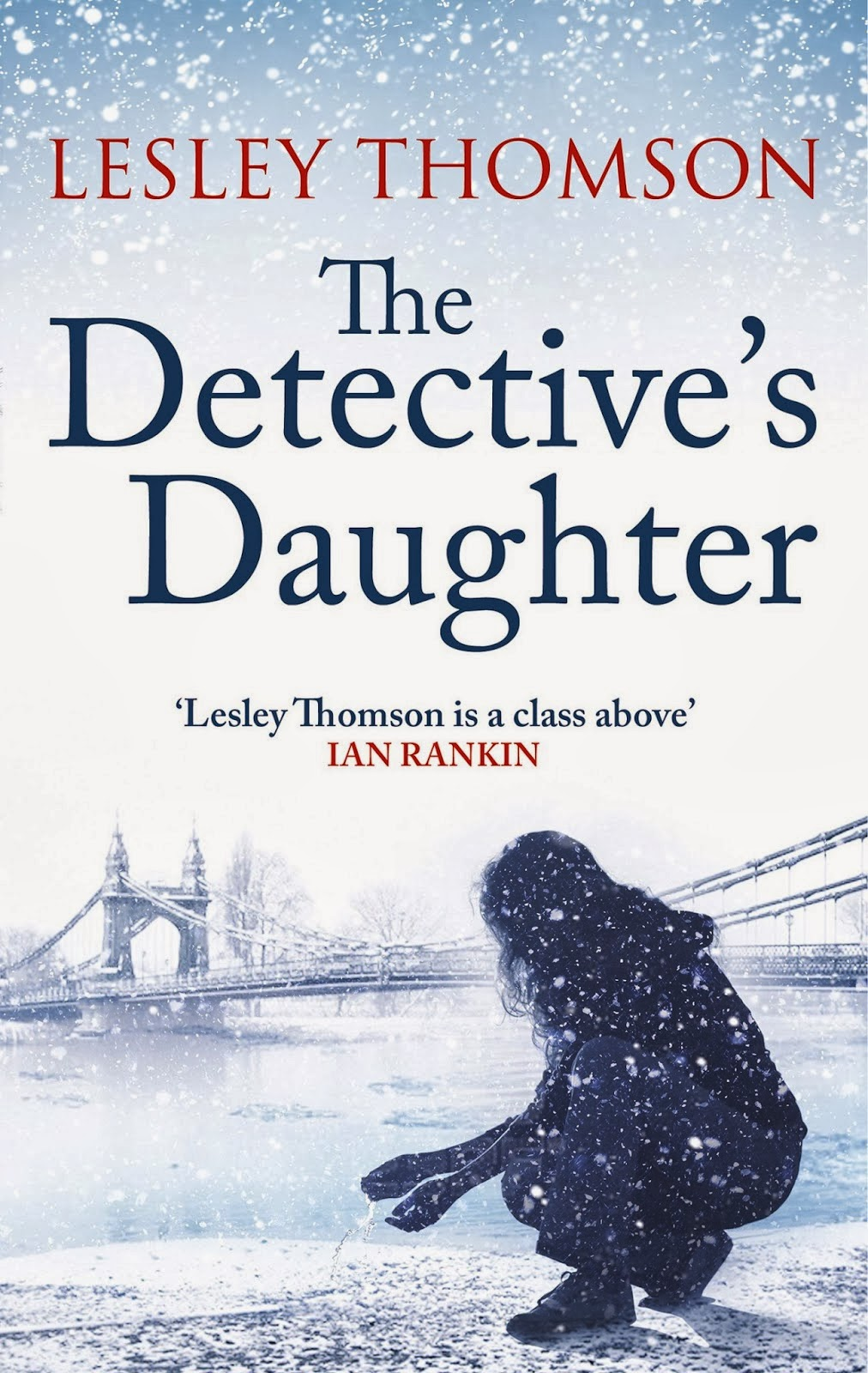 The Detective\'s Daughter by Lesley Thomson