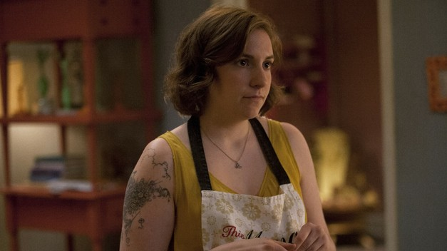 Zosia Mamet, Lena Dunham, Jemima Kirke, Allison Williams, HBO, Girls, Judd Apatow, New York