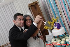 Cristina e Thiago - casamento