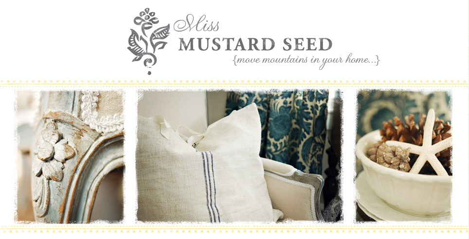 Funky finds june 2011 - Mustard seed interiors ...
