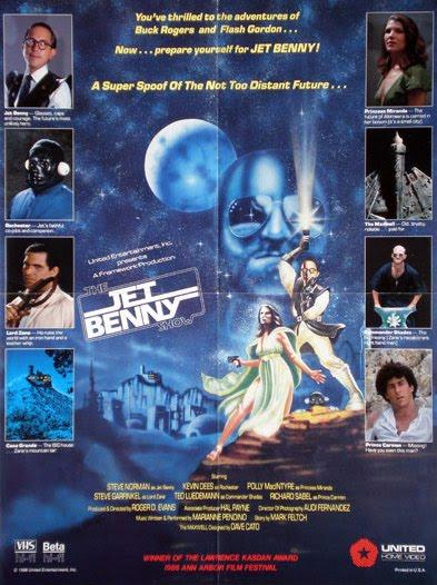 The Jet Benny Show movie
