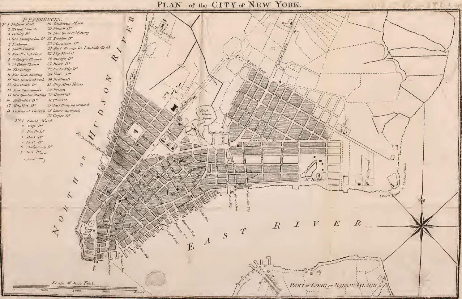 stevenwarran research the city of new york in the year of washington s inauguration 1789 by thomas edward vermilye smith