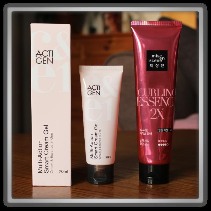 겟잇뷰티박스 by 미미박스 memebox beautybox #10 Global unboxing review preview box mise en scene curling essence Drww multi action smart cream gel