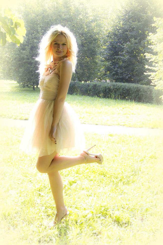 Ирина Павлова модный блогер