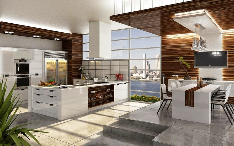 newest minimalist house interior exterior 2015 home designs