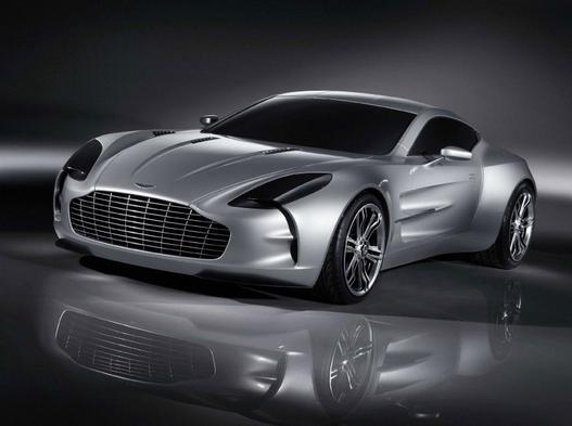 Mobil Termahal Aston Martin One-77