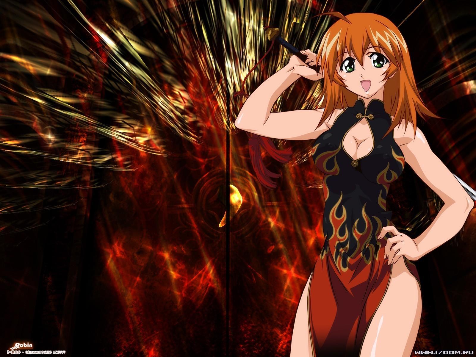 Japanese anime sexy