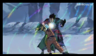 Naruto, screen shot, Naruto the Movie: Ninja Clash in the Land of Snow