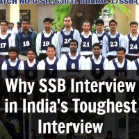 Why SSB Interview in India's Toughest Interview