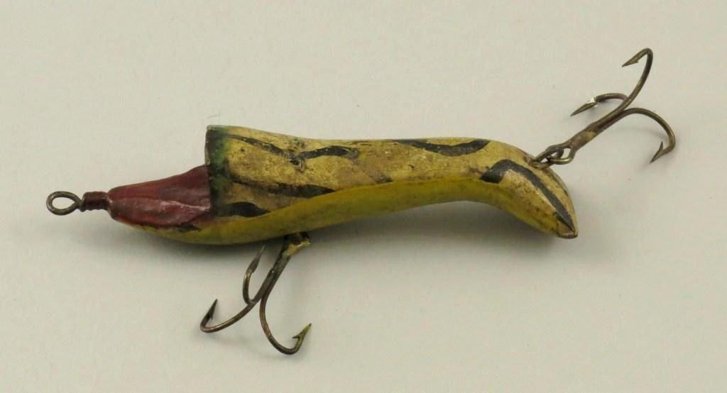 super beast shrimp homemade fishing lure | chance's folk art, Hard Baits