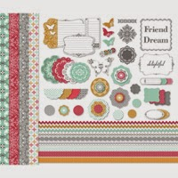 Afternoon Daydream Kit this weeks Weekly deals