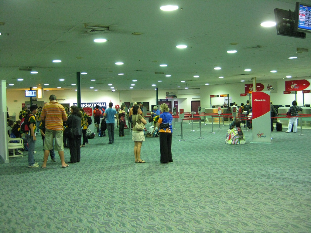 Brisbane to Rockhampton Virgin Australia Airlines Premium Economy