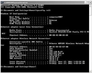 cara menambah bandwith wifi 100% ampuh menggunakan CMD