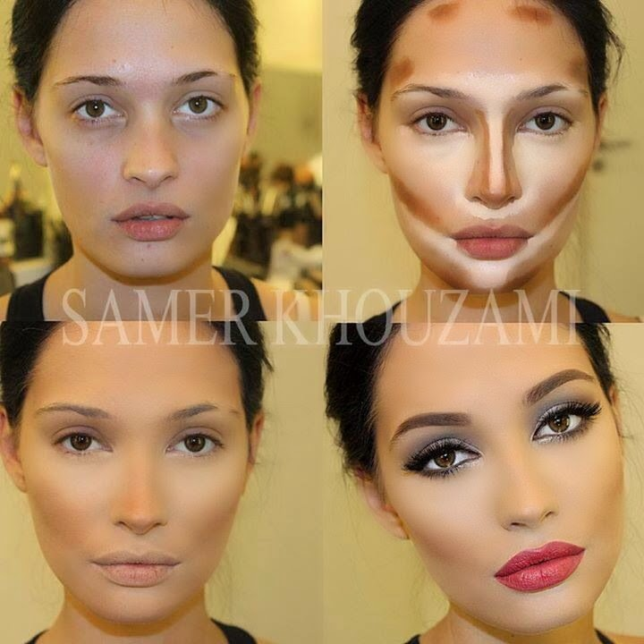 The Glam Geek Confessional Beginners Guide To Contouring And