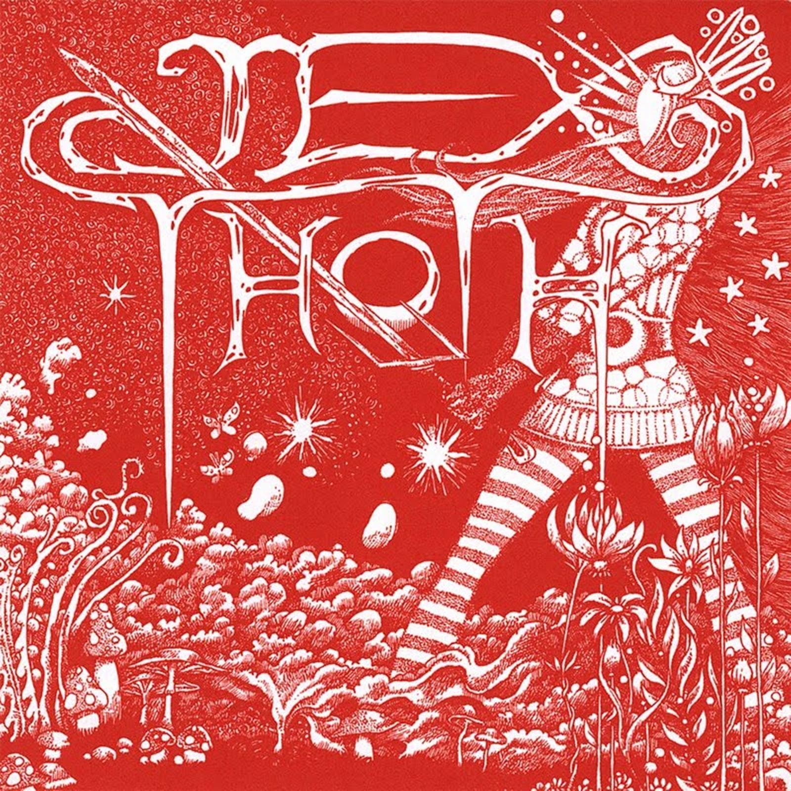 Jex Thoth - Jex Thoth (2008)