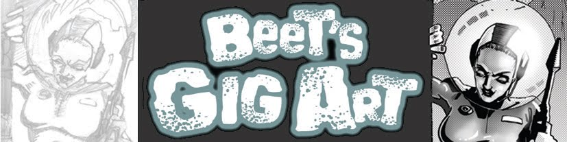 Beet's Gig Art