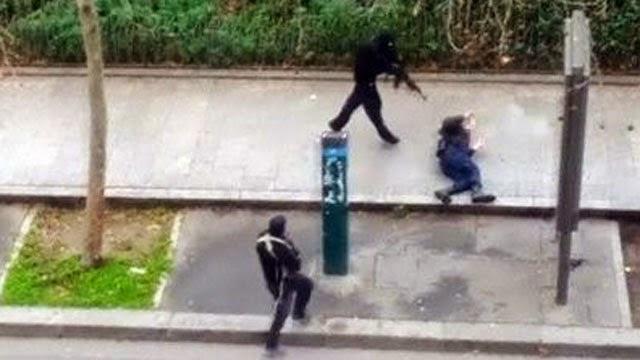 Charlie Hebdo en Paris Falsa Bandera
