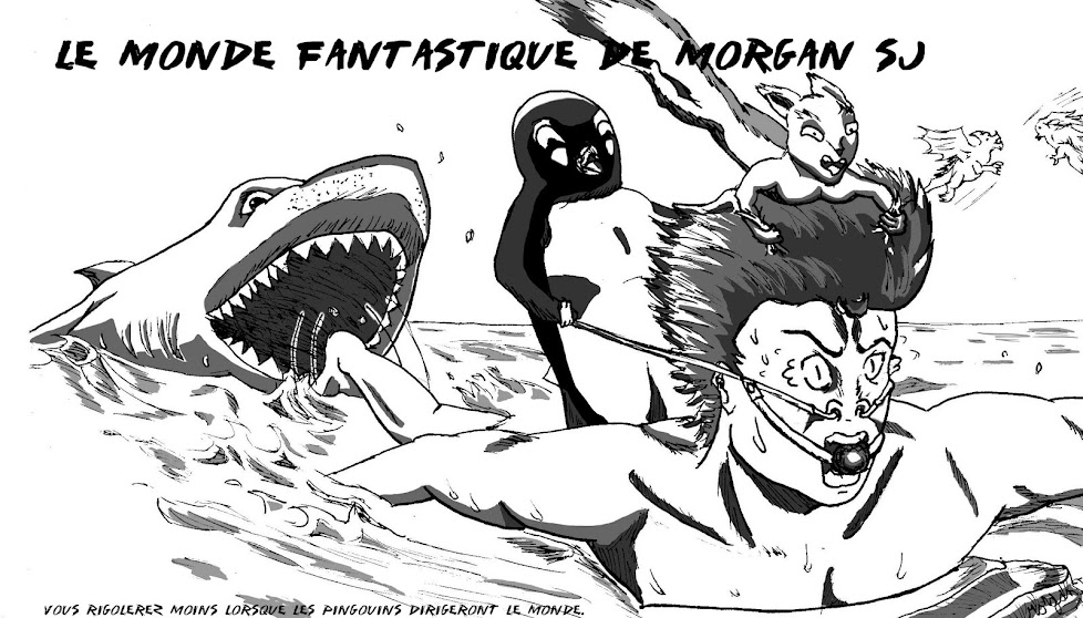 Le monde fantastique de Morgan