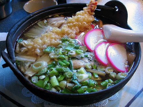 Asian Noodle Soup: Japanese Udon Soup Recipe