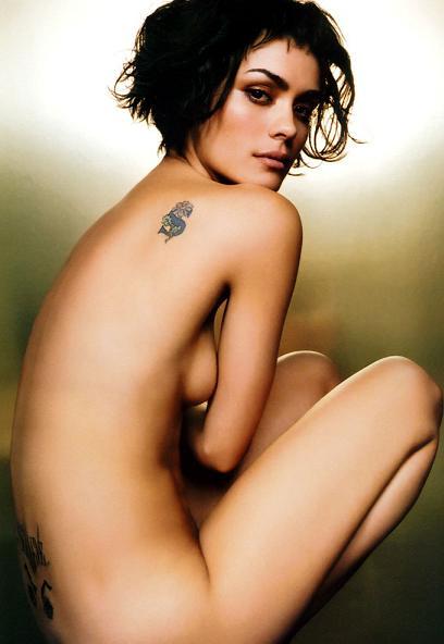 фото голая шаннин соссамон