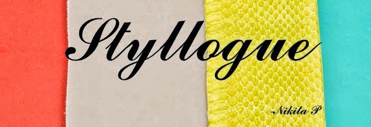 Styllogue | Indian Fashion,Style and Beauty Blog