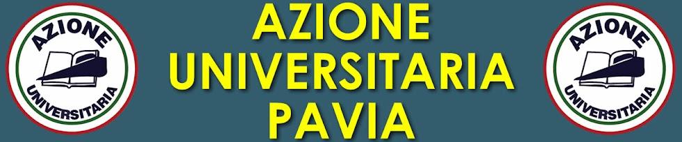 AZIONE UNIVERSITARIA PAVIA