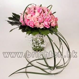 瑪利亞玫瑰是好多人用的玫瑰花球