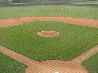 Terreno de juego de baseball