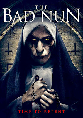 The Bad Nun 2018 DVD R1 NTSC Sub