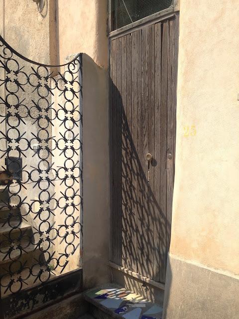 Doorway, Positano, Amalfi Coast, Italy