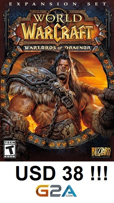 Warlords of Draenor Expansion