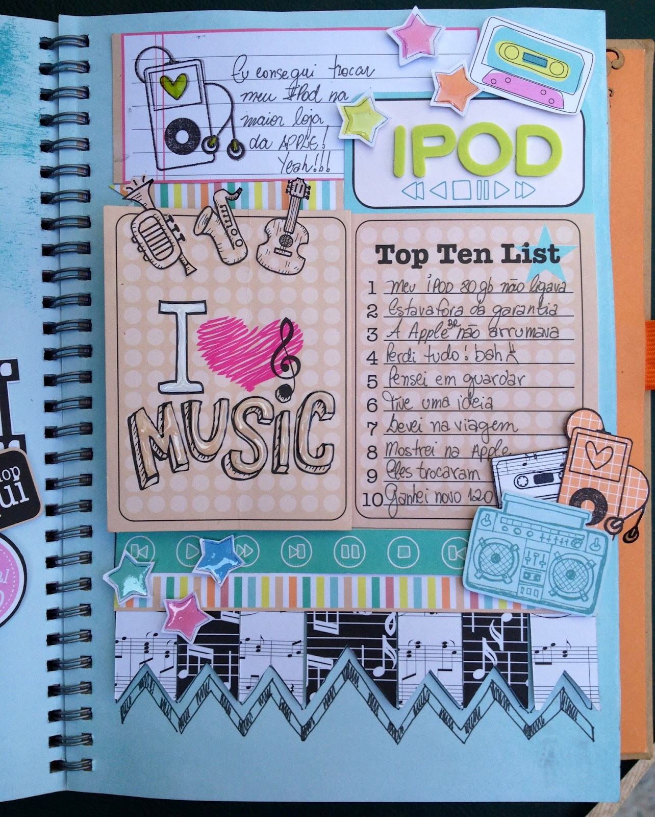Идеи для личного дневника видео своими руками для девочек