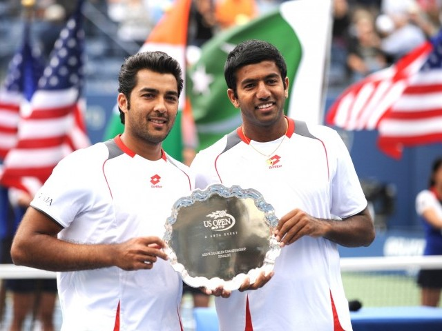 Aisam ul Haq and Rohan Bopanna