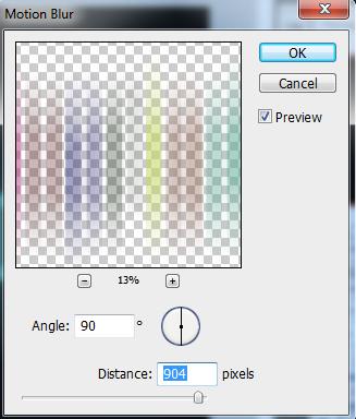 membuat efek cahaya di photoshop, efek pelangi di photoshop, tutorial ...