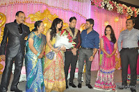 Celebraties at Actor Bharat n Jessy Wedding Reception Photos+%252867%2529 Actor Bharath n Jessy Wedding Photos