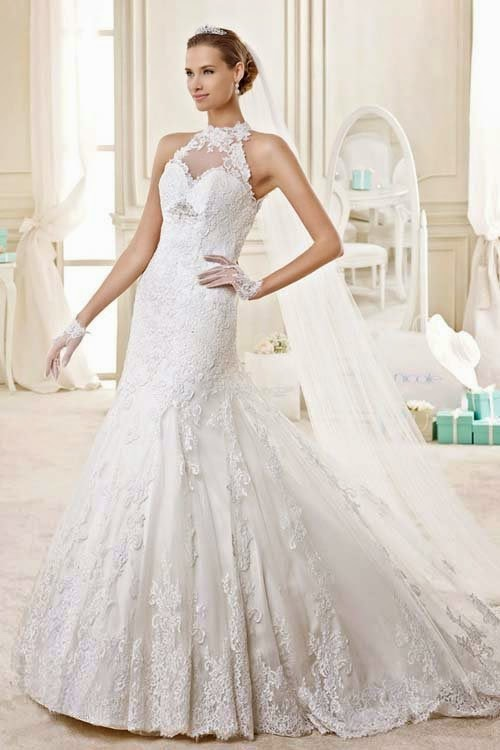 2015 Wedding dresses collection by Nicole Spose