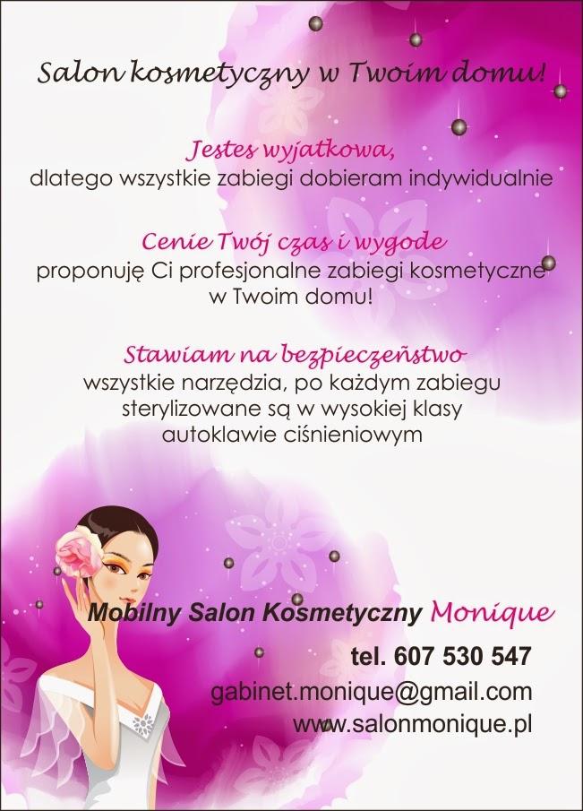 Mobilny salon kosmetyczny