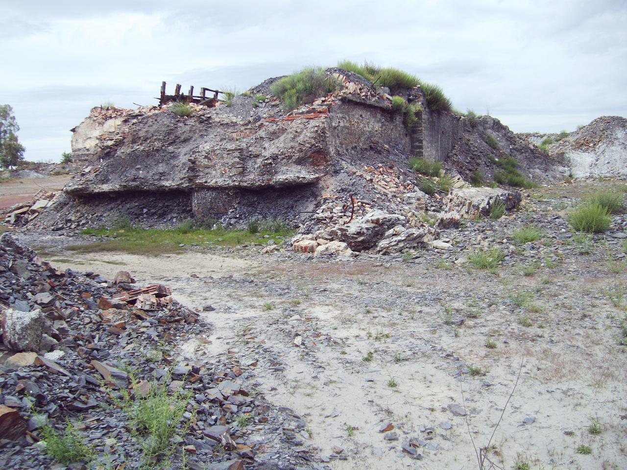 Mineralog a hisp nica mina terreras villanueva del duque for Villanueva del duque