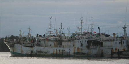 Illegal Fishing Di Indonesia