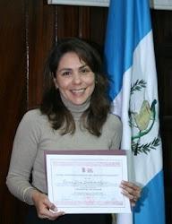Carmen Elena Contreras de Kitson (Guatemala)