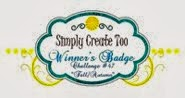 ♥ Oktober 2013  bei Simply Create Too ♥