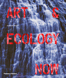 A new anthology of ecological art practice featuring Artist as Family