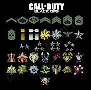 Call of Duty Black OpsEmblemas de Prestige Mode