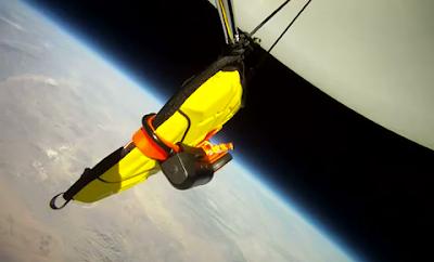 ipad space fall