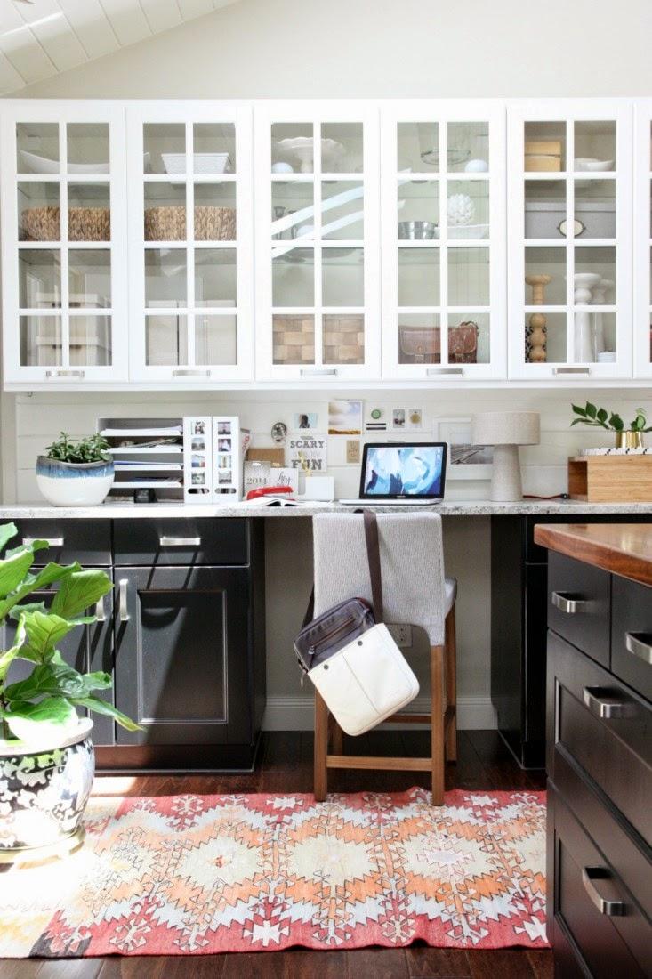Rosa Beltran Design: MY NEW KITCHEN DESIGN (AND BLACK KITCHEN CABINETS!)
